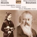 Amanda Maier Meets Johannes Brahms