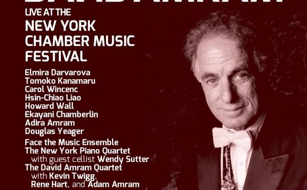 The Chamber Music of David Amram