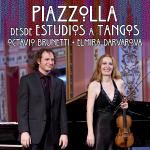 Piazzolla – desde Estudios a Tangos