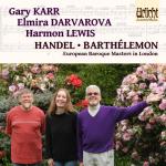 Gary Karr, Elmira Darvarova & Harmon Lewis Play Handel & Barthélémon