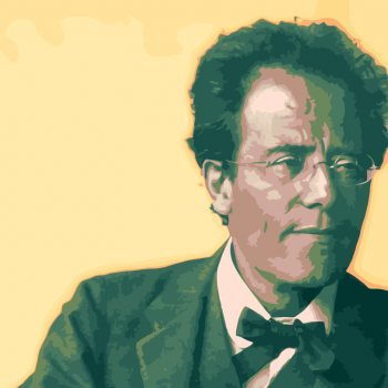 Mahler, posterized
