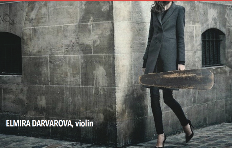 Violin Declamations from the Twilight of the Workers' Paradise – Elmira Darvarova